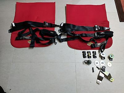 Two Vario Max Child Booster Seats with all Accessories