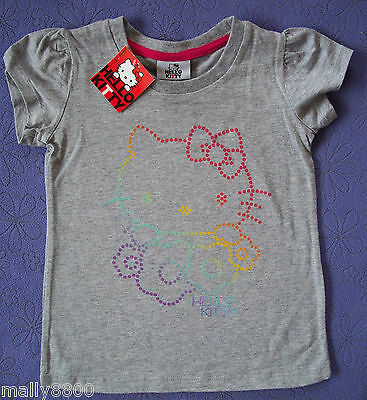 Hello Kitty - Girls - Tshirt Top - size 0, 2, 3