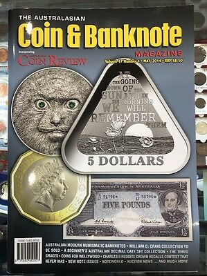 Australasian Coin & Banknote CAB Magazine Vol 17 Number 4 May 2014 Coin Review