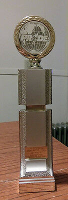 PRIDE fc Winners Trophy RARE UFC MMA Mixed Martial Arts