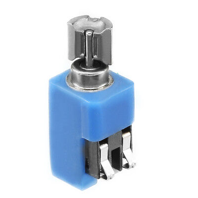 DC 3.7V 10000RPM 4mm x 8mm Blue Micro Vibration Motor for Cell Phone