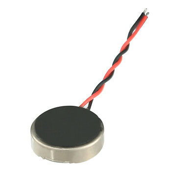 DC 3V 12000RPM 10mm x 2.7mm Coin Micro Vibration Motor for Cell Phone