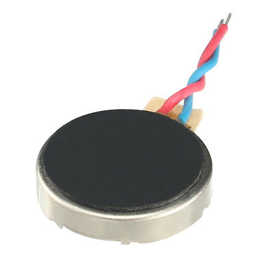 DC 3V 12000RPM 10mm x 2mm Coin Micro Vibration Motor for Cell Phone