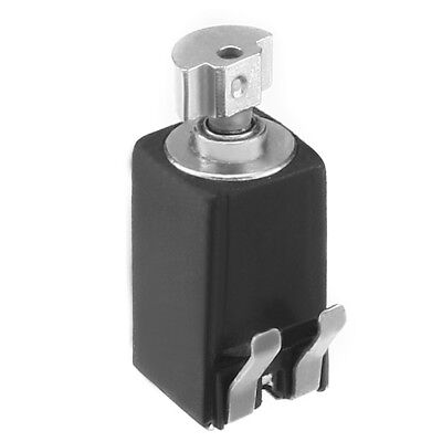 DC 3V 11000RPM 4mm x 8mm Black Micro Vibration Motor for Cell Phone