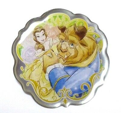 Japan Disney Beauty and the Beast Pins Collection - (F) Belle and the Beast