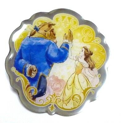 Japan Disney Beauty and the Beast Pins Collection - (E) Belle and the Beast