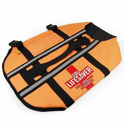 Accessotech Large Dog Life Jacket Vest Bouyancy Aid for Boating Sailing Swimming