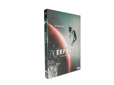 The Expanse: The First Season One 1 (DVD, 2016, 3-Disc Set)
