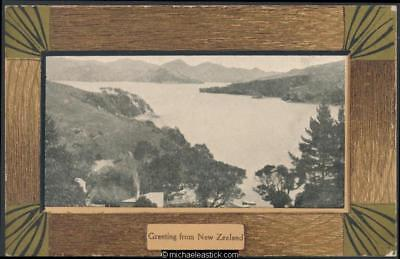 New Zealand - unknown view