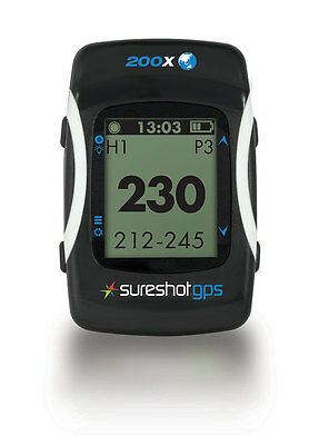 Sureshot Hero 200X Golf GPS (Latest Model)
