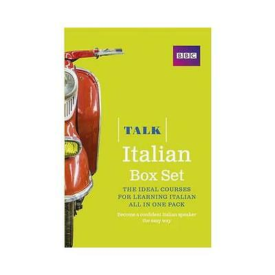 Talk Italian Box Set (Book/CD Pack): The Ideal Course for Learning Italian -...