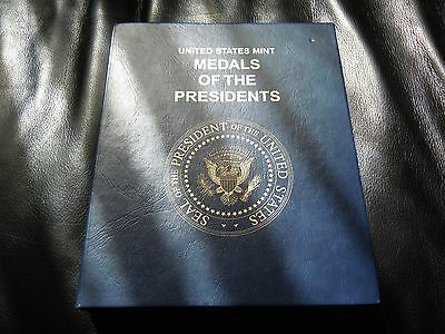 UNITED STATES MINT 42 MEDALS OF THE PRESIDENTS BRONZE ISSUE Reader's Digest