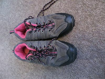 Mountain Essentials Womens UK 6 Walking Hiking Shoes Trainers