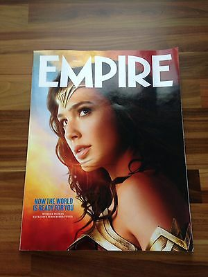 Empire Magazine #334 April 2017 Wonder Woman Exclusive Subscriber Cover