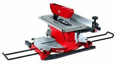 Einhell - Scie à onglet radiale 1200 W - TH-MS 2112 T - [4300317] [Rouge] NEUF