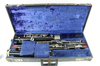 Fox Renard Model 41 Student Polypropylene Bassoon VERY NICE QuinnTheEskimo