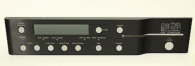 Original Mark Levinson No. 39 CD Processor Frontblende, front panel, TOP!