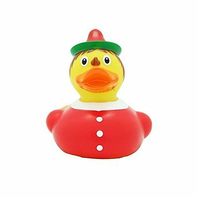 Lilalu 8 x 8 cm/50 g Collector and Baby Pinocchio Rubber Duck Bath Toy