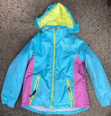 Youth Kids GIRLS SIZE 12 - BRAND: BE FIT BE YOU - SKI SNOW JACKET  Waterproof
