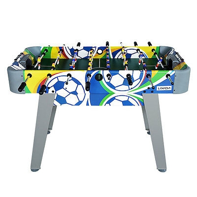 4ft Indoor Soccer Football Game Table for 2 Player Kids Birthday Gift Toy