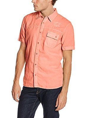 Oxbow - Coping Chemise Homme - [Pêche] [FR : M Taille Fabricant : M] NEUF