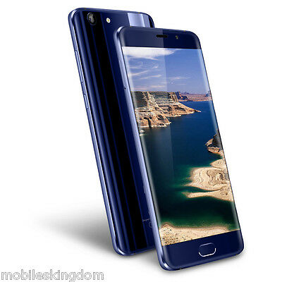 """4+64GB Elephone S7 Smartphone 4G 5.5"""" 10Core Touch ID Teléfono Móvil Android 6.0"""