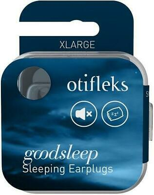 Otifleks - GoodSleep Sleeping Earplugs Choose Size Ear Plugs Sleep Noise Planes