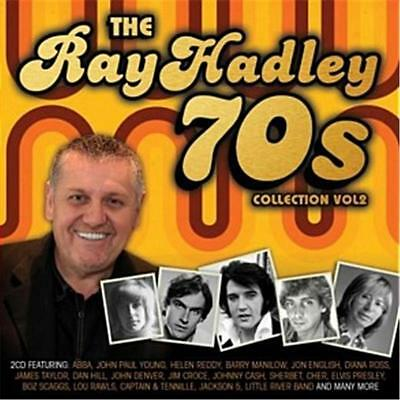 Ray Hadley 70's Collection Volume 2 Various Artists 2 Cd New