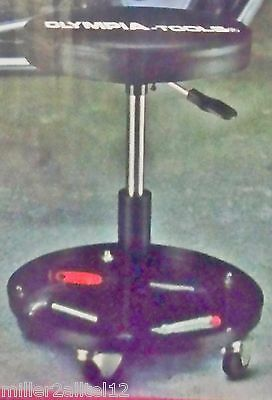 NEW Adjustable Pneumatic Mechanics Rolling 360 degree Swivel Chair