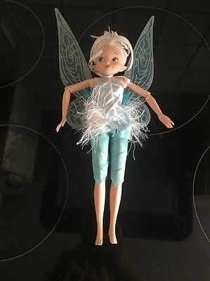 Disney Store Fairies Periwinkle Doll Tinker Bell Fairy Secret Wings Rare
