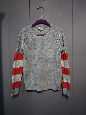 SEED Heritage Boys Knitted Jumper Sz 4-5 in VGC