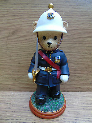"""Hamilton Collection Faithful Fuzzies : Defenders of Our Li'bear'ty """"Dress Blues"""""""