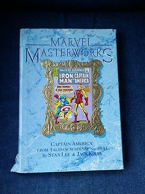 Marvel Masterworks Captain America Vol 14 59-81