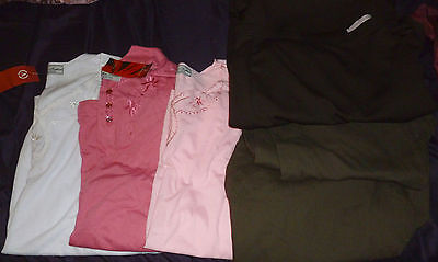 Small Joblot Bundle - Plus Size Clothing - Tops/trousers - 6 Items - All New