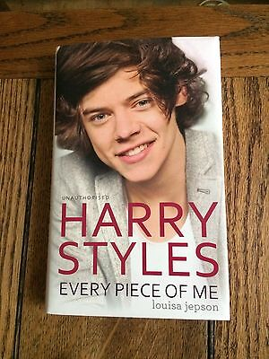harry styles book hard back