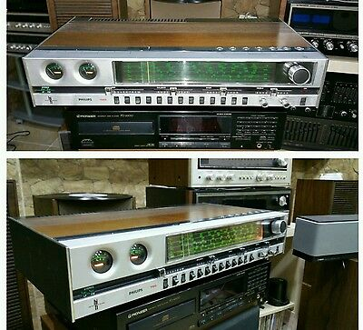 Philips 720 Sintoamplificatore Vintage
