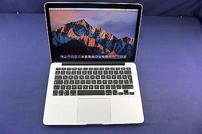 "Apple MacBook Pro 13""Retina i5 2.7GHz 256GB SSD 16GB -UK Vat Inc  -HDMI - 1724"