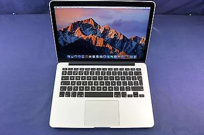 "Apple MacBook Pro 13""Retina i5 2.7GHz 128GB SSD 8GB -UK Vat Inc  -HDMI - 1734"