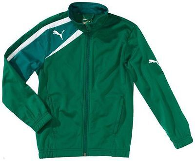 Puma - [Power Green/team Green/white] [FR : 16 ans Taille Fabricant : 176] NEUF