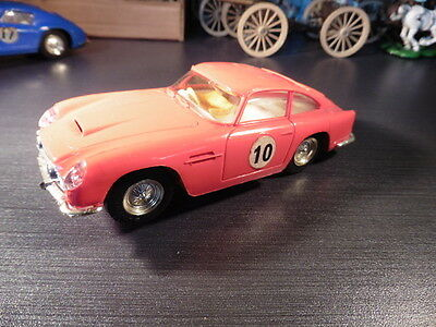 VINTAGE 60`s SCALEXTRIC TRIANG ASTON MARTIN D.B.4 GT MM/C68 1:32 SCALE