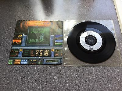 "For Sale Vinyl 7"" Single Record By Iron Maiden"
