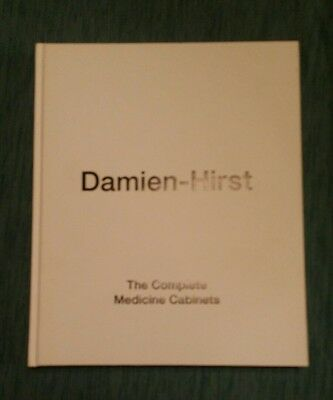 The Complete Medicine Cabinets by Damien Hirst (2011, Hardcover)