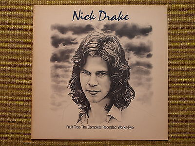 Nick Drake ‎– Fruit Tree - The Complete Recorded Works - Two - Bryter Layter LP