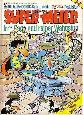 Super-Meier Comic     Nr 9 Rar