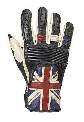 Mens Triumph Flag Motorcycle Gloves
