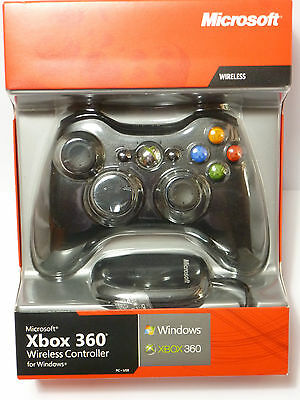Microsoft Xbox 360 Wireless Controller for Windows (JR9-00010)
