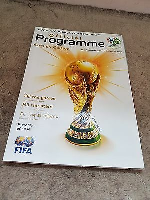 World Cup 2006 Official World Cup Programme