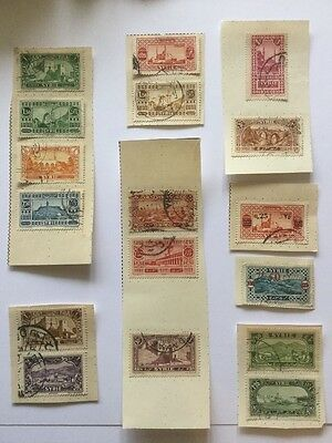 SYRIA STAMPS 1920/30's