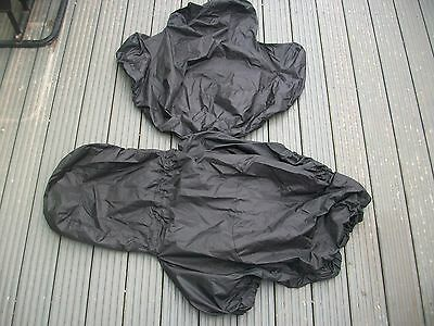 Harley Davidson Seat Rain Covers for Touring Glides