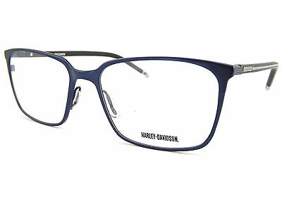 cf427bce6bb6 HARLEY DAVIDSON +0.25 to +3.5 Rimmed Reading Glasses Matte Blue HD1000 091